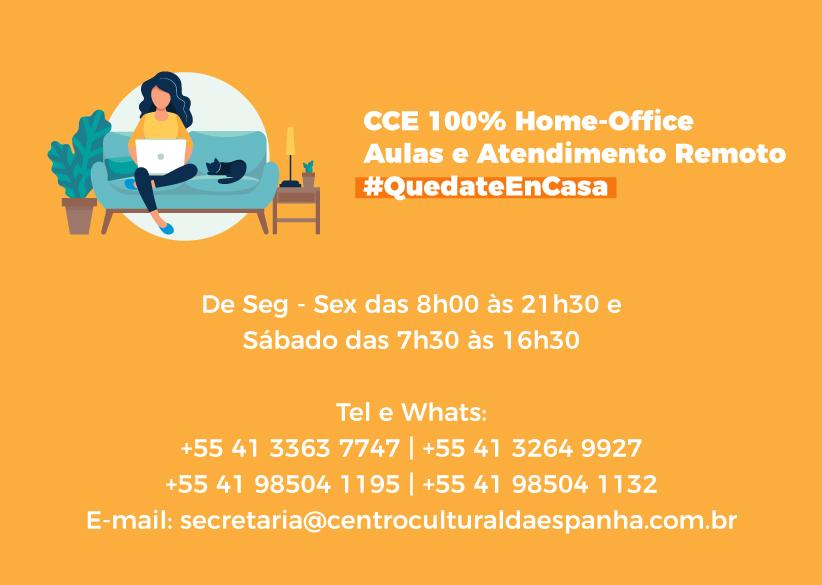 CCE EM CASA