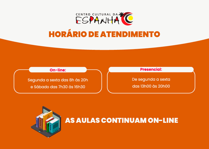 ATENDIMENTO 100% ON-LINE