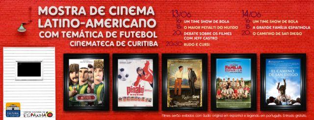 MOSTRA DE CINEMA LATINO AMERICANO