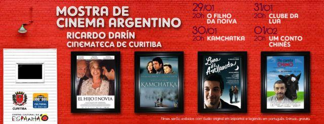 MOSTRA DE CINEMA ARGENTINO – RICARDO DARÍN