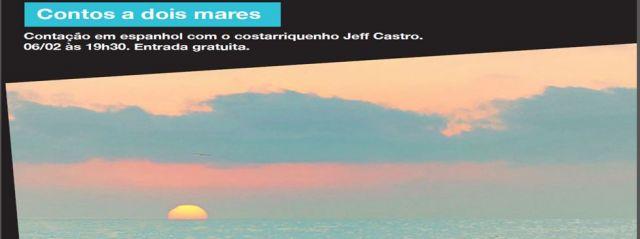 CONTAÇÃO DE CONTOS EM ESPANHOL: