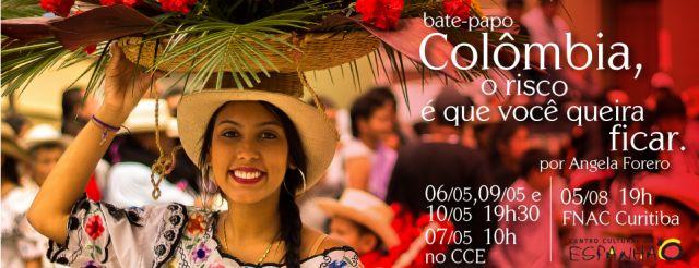 BATE-PAPO: COLÔMBIA, O RISCO É QUE VOCÊ QUEIRA FICAR