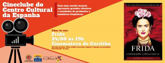 CINECLUBE DO CENTRO CULTURAL DA ESPANHA - AGOSTO DE 2016