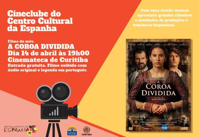 CINECLUBE DO CENTRO CULTURAL DA ESPANHA - ABRIL 2017