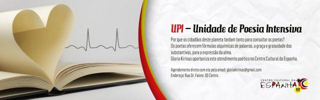UPI - Unidade de Poesia Intensiva