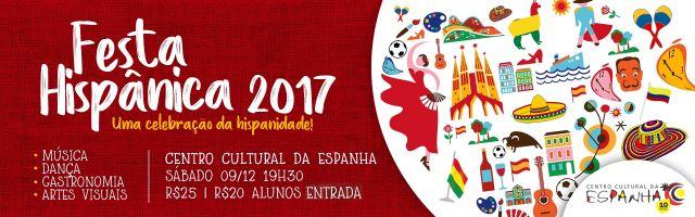 FESTA HISPÂNICA - 2017