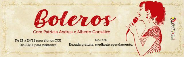 BOLEROS CANTADOS