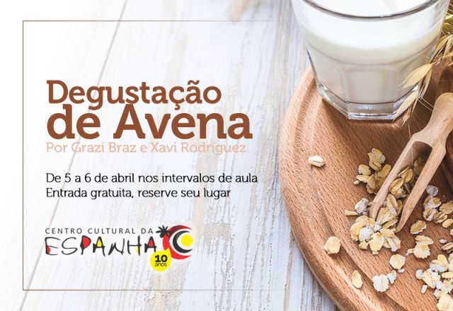 Degustação de Avena