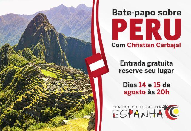 BATE-PAPO SOBRE PERU