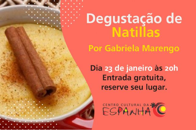 Degustação de Natillas