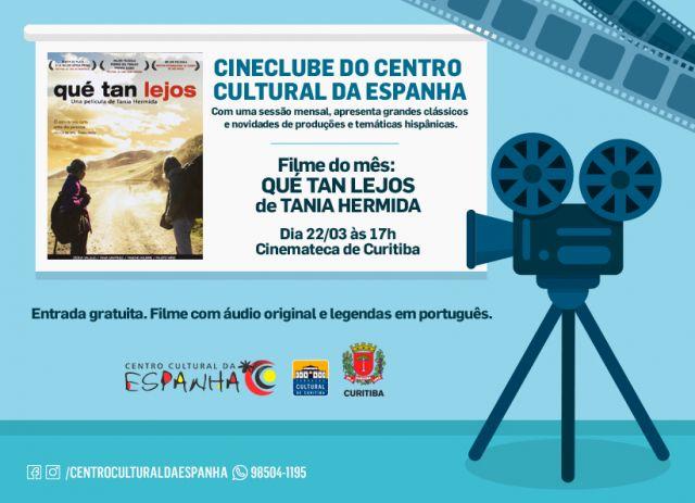 Cineclube de Março - Filme: