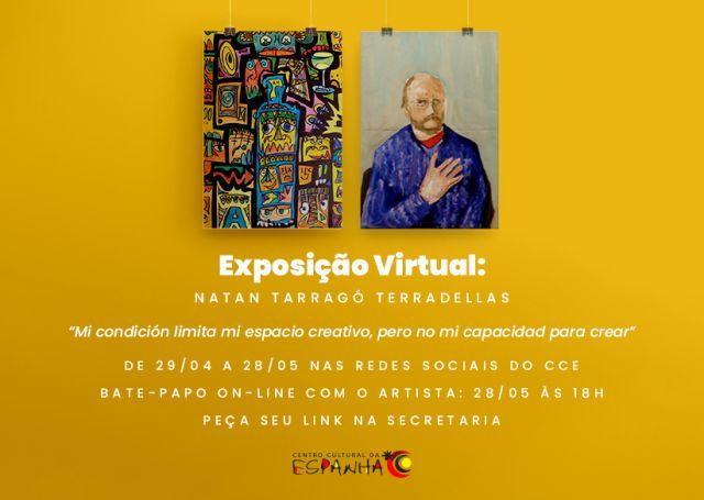 Exposição Virtual: Natan Tarragó