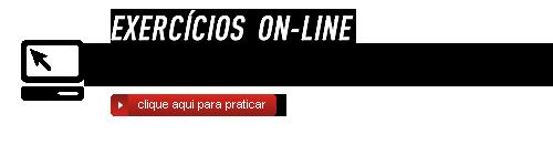 exercicios on-line